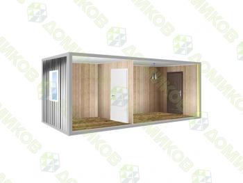 Блок-контейнер БК-05 теплый