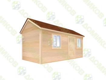 Садовый домик 6х3 СД-2