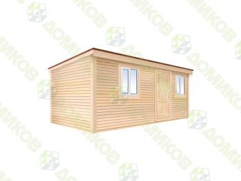 Садовый домик для дачи 6х6х СД-4