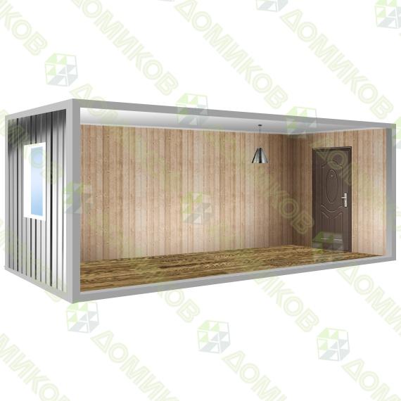 Блок-контейнер ЭКОНОМ БК-01