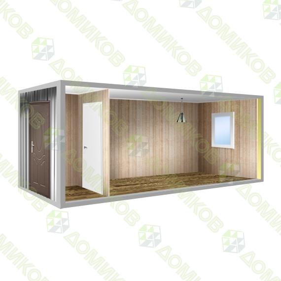 Блок-контейнер металлический БК-03