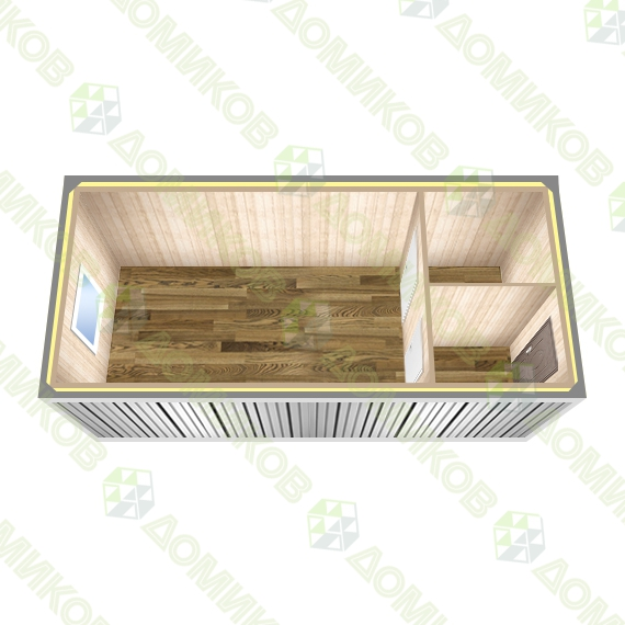 Блок-контейнер БК-06