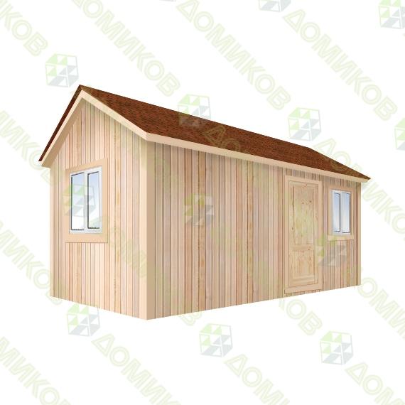 Садовый домик ЭКОНОМ класса СД