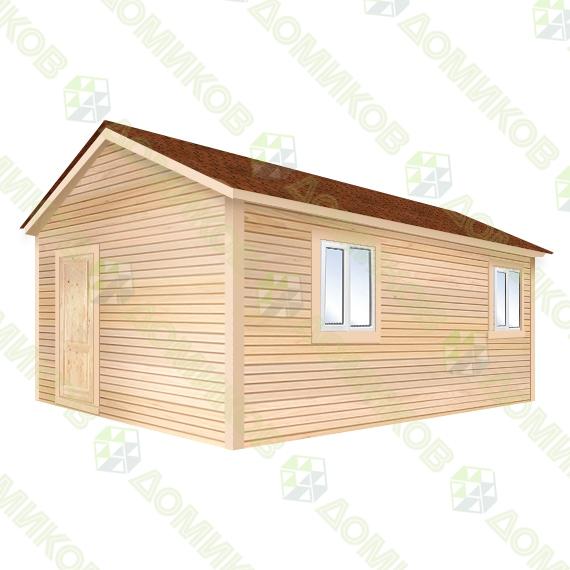 Садовый домик 6х6 СД-6