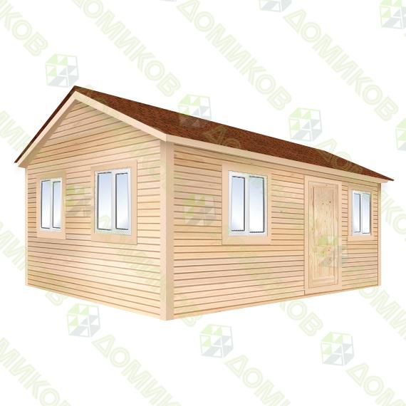 Садовый домик 6х8 СД-7